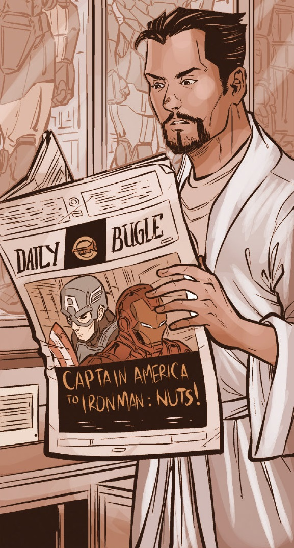 Daily Bugle (Earth-TRN619)