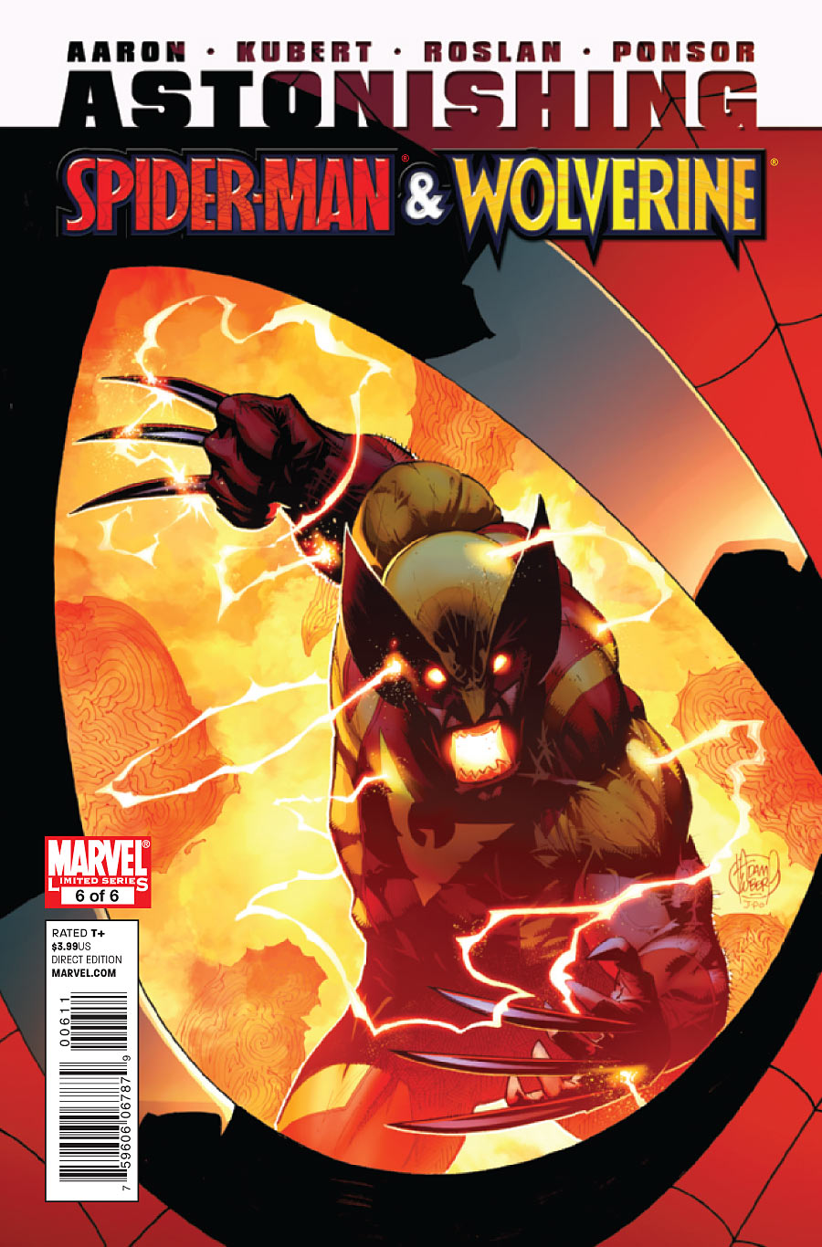 Astonishing Spider-Man & Wolverine Vol 1 6