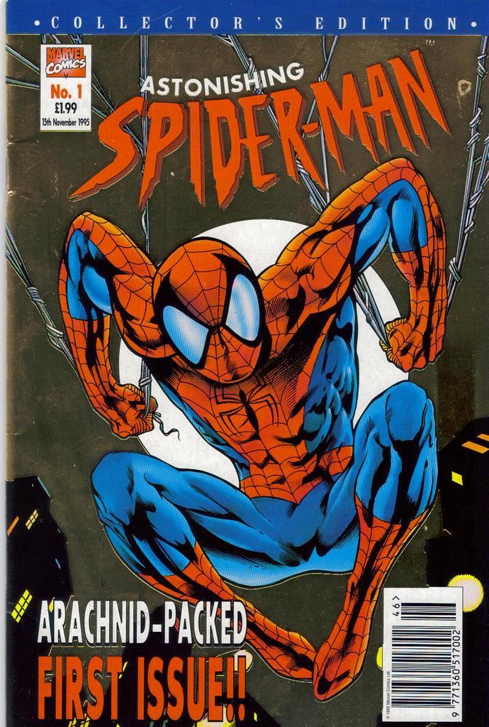 Astonishing Spider-Man Vol 1