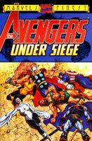 Avengers Under Siege Vol 1 1