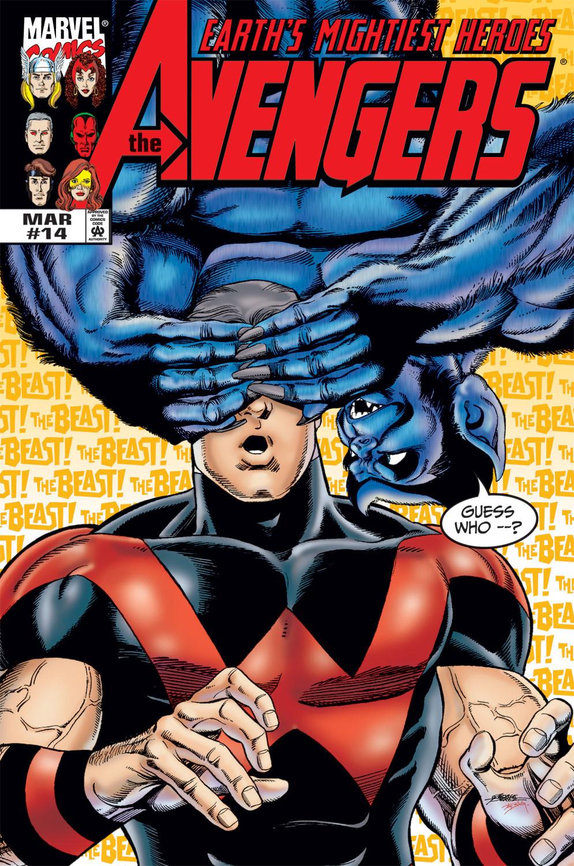 Avengers Vol 3 14