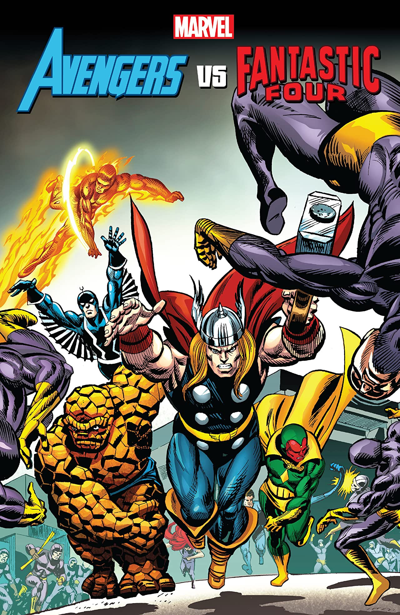 Avengers vs. Fantastic Four TPB Vol 1