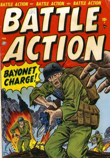 Battle Action Vol 1
