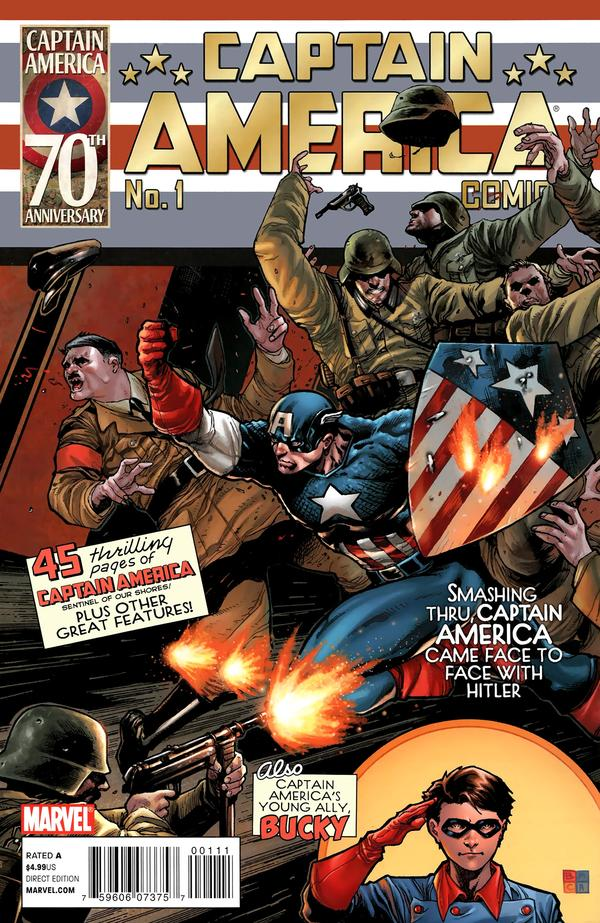 Captain America Comics: 70th Anniversary Edition Vol 1