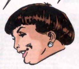 Clarice Bernhard (Earth-616)