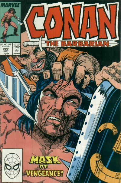 Conan the Barbarian Vol 1 222