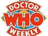 Doctor Who Magazine Vol 1