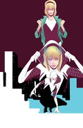 Edge of Spider-Verse Vol 1 2 Textless