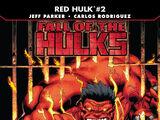 Fall of the Hulks: Red Hulk Vol 1 2