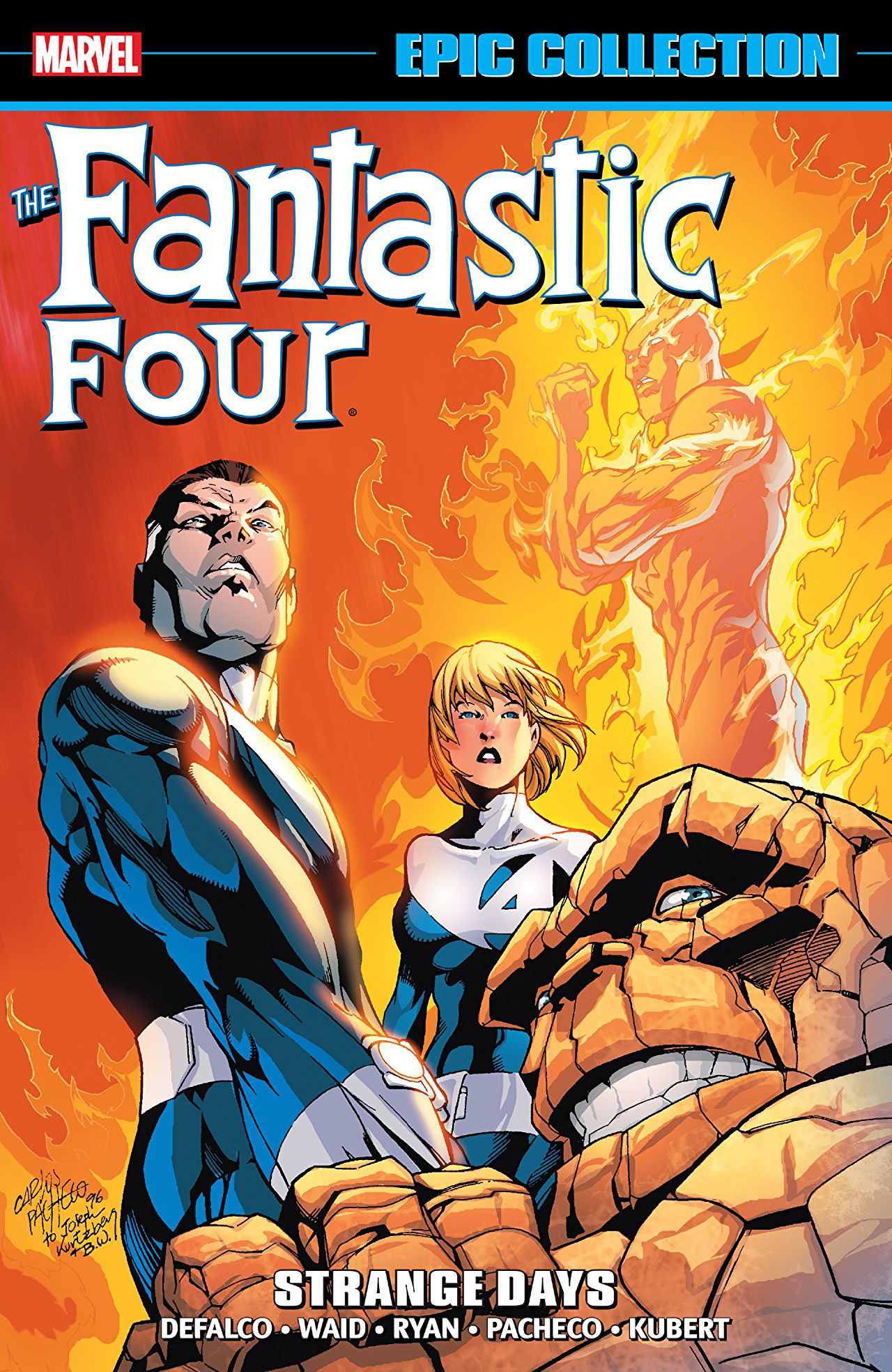 Epic Collection: Fantastic Four Vol 1 25