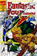Fantastic Four Unlimited Vol 1 1
