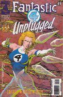Fantastic Four Unplugged Vol 1 3