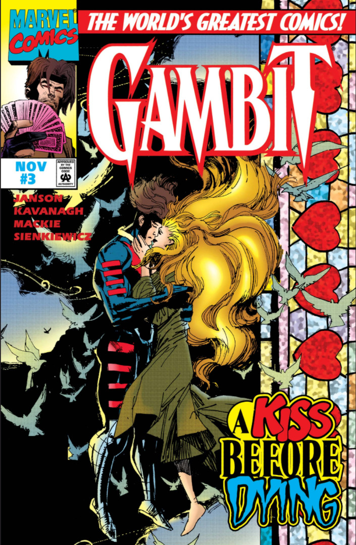 Gambit Vol 2 3
