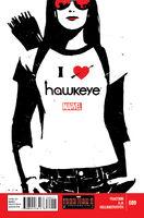 Hawkeye Vol 4 9