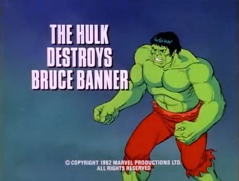 Incredible Hulk (1982 animated series) Season 1 13