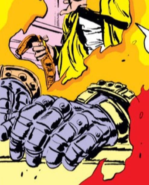 Iron Gloves/Gallery