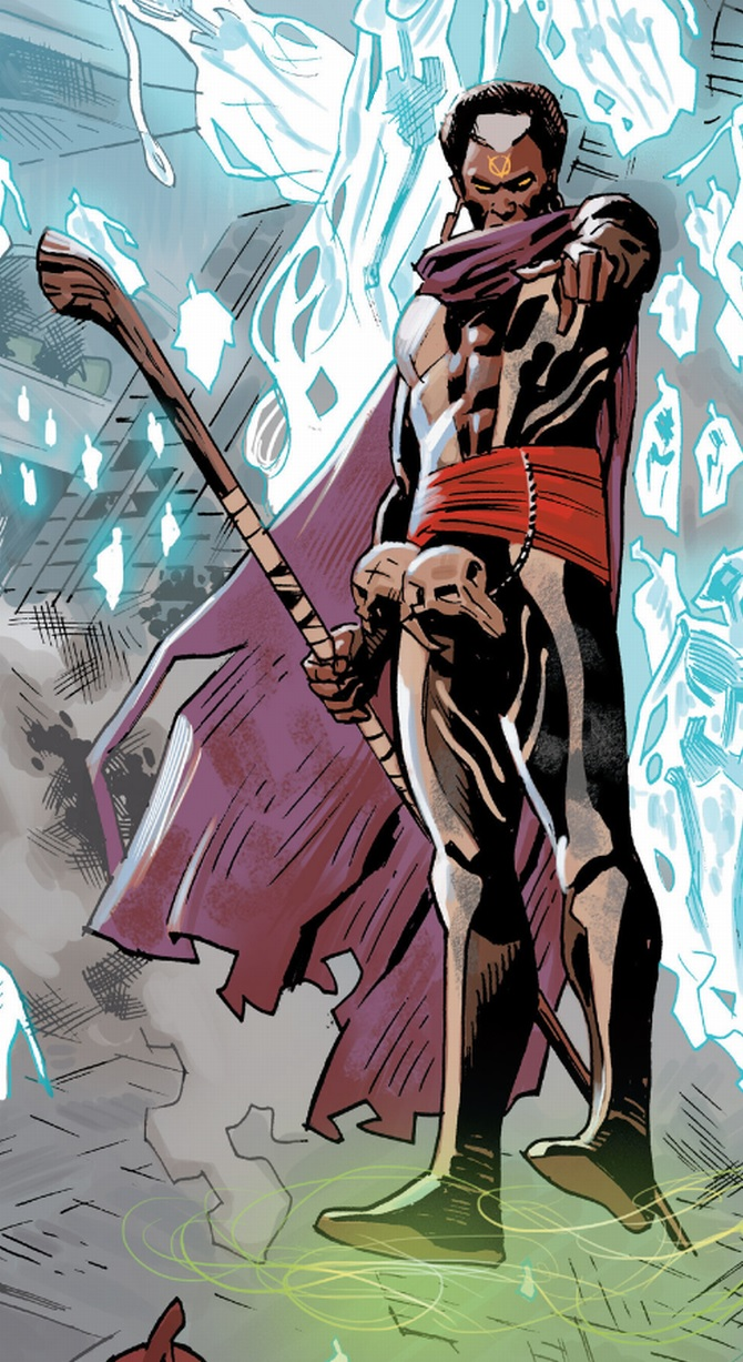 Jericho Drumm (Earth-616)