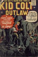 Kid Colt Outlaw Vol 1 86