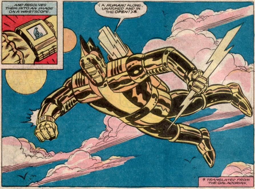 Lightningbolt (Earth-616)