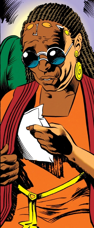 Louise Hastings (Earth-616)