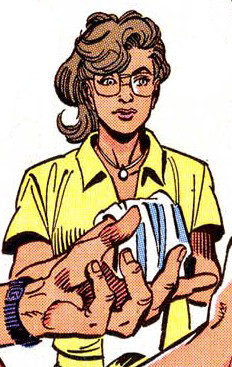 Lynn Grayfield (Earth-616) from NFL Superpro Vol 1 9 0001.jpg