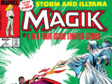 Magik (Illyana and Storm Limited Series) Vol 1 1