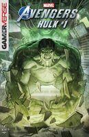 Marvel's Avengers Hulk Vol 1 1