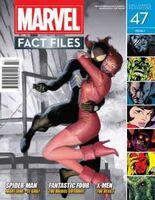 Marvel Fact Files Vol 1 47