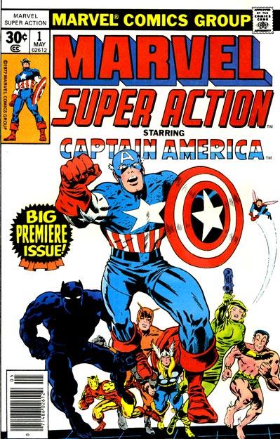 Marvel Super Action Vol 2