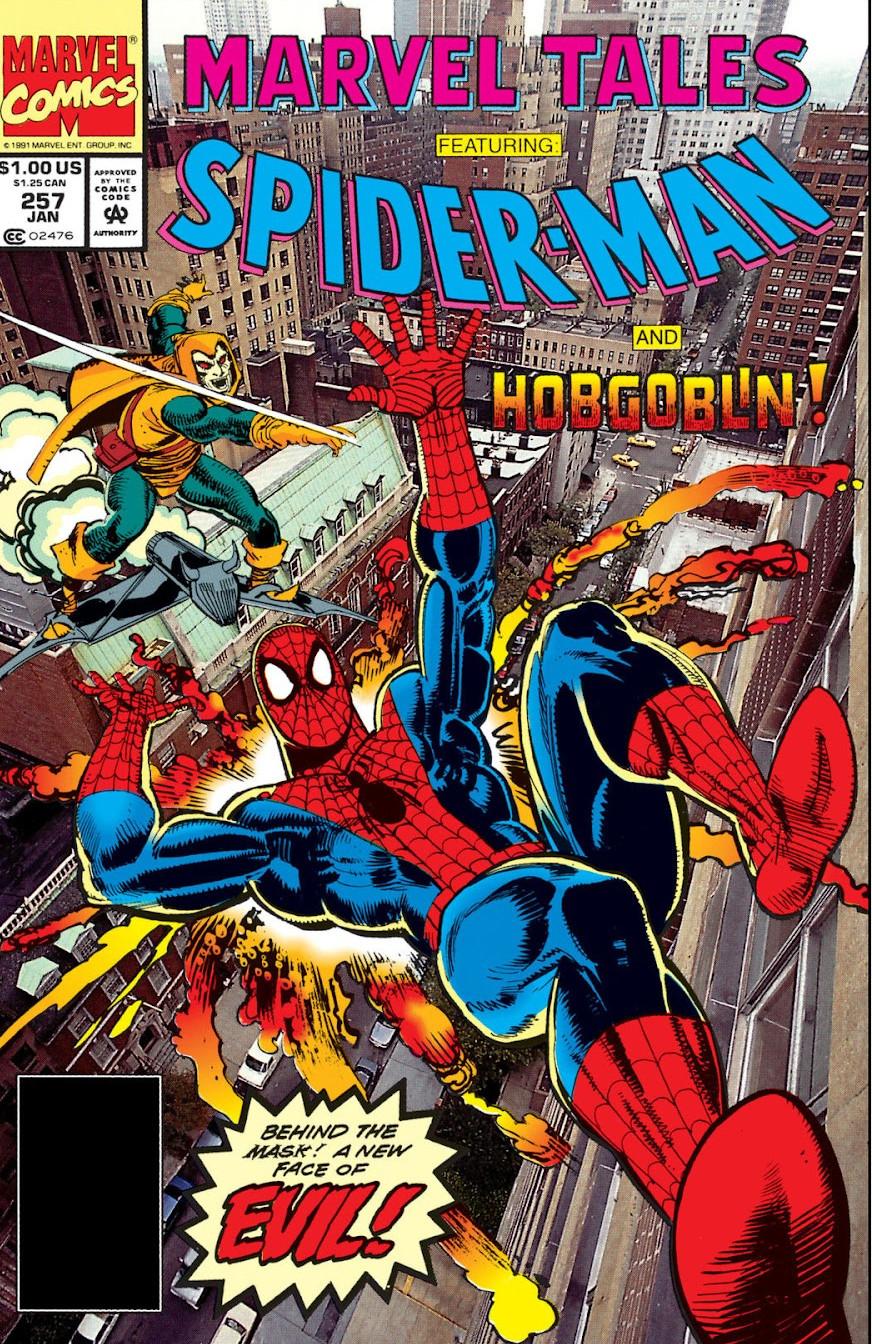 Marvel Tales Vol 2 257