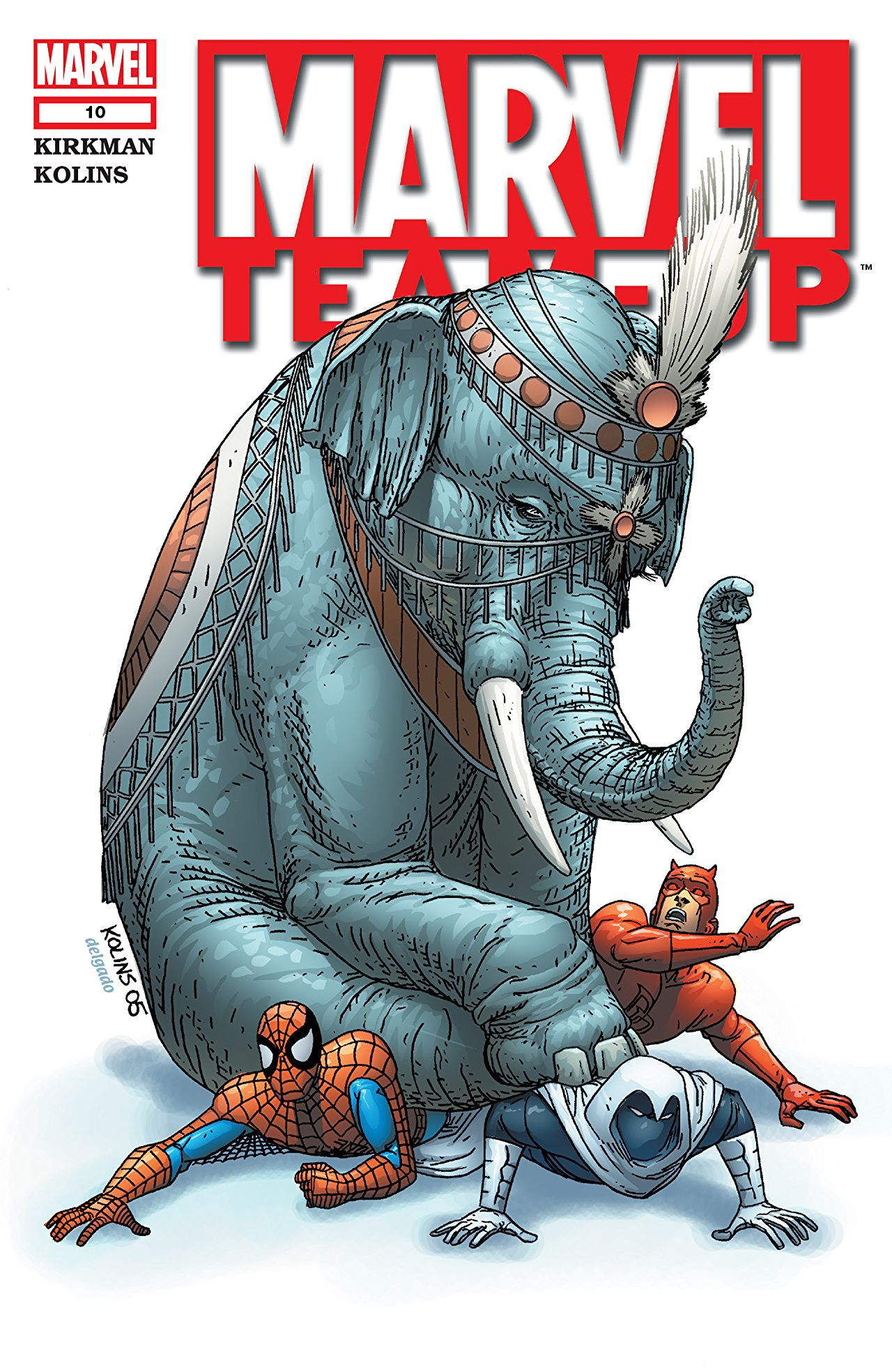 Marvel Team-Up Vol 3 10