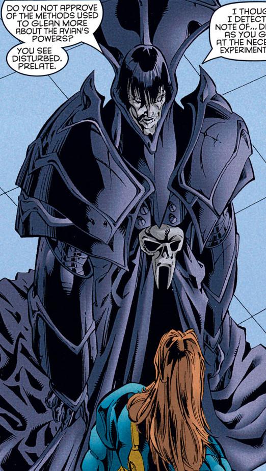 Maximus Boltagon (Earth-295)