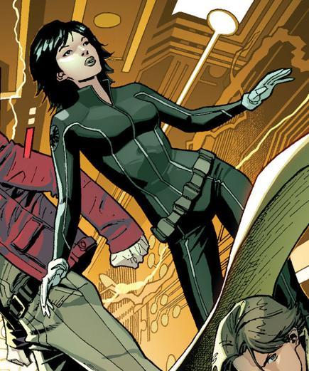 Monica Chang (Earth-616)