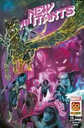 New Mutants Vol 1 12 ita