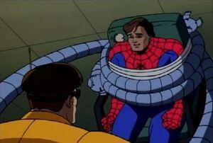 Peter Parker & Otto Octavius (Earth-92131).jpg