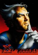 Pietro Maximoff (Earth-616) from Ultra X-Men (Trading Cards) 1995 Set 0001
