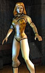 Shanna O'Hara (Earth-7964)