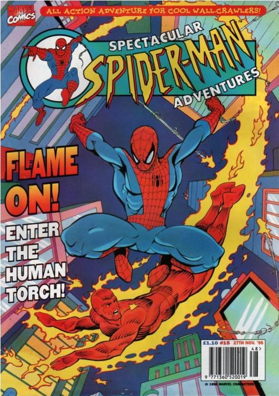 Spectacular Spider-Man (UK) Vol 1 15