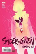 Spider-Gwen Annual Vol 1 1