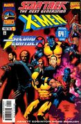 Star Trek X-Men 2nd Contact Vol 1 1