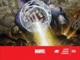 Thanos Rising Vol 1 5