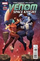 Venom Space Knight Vol 1 7