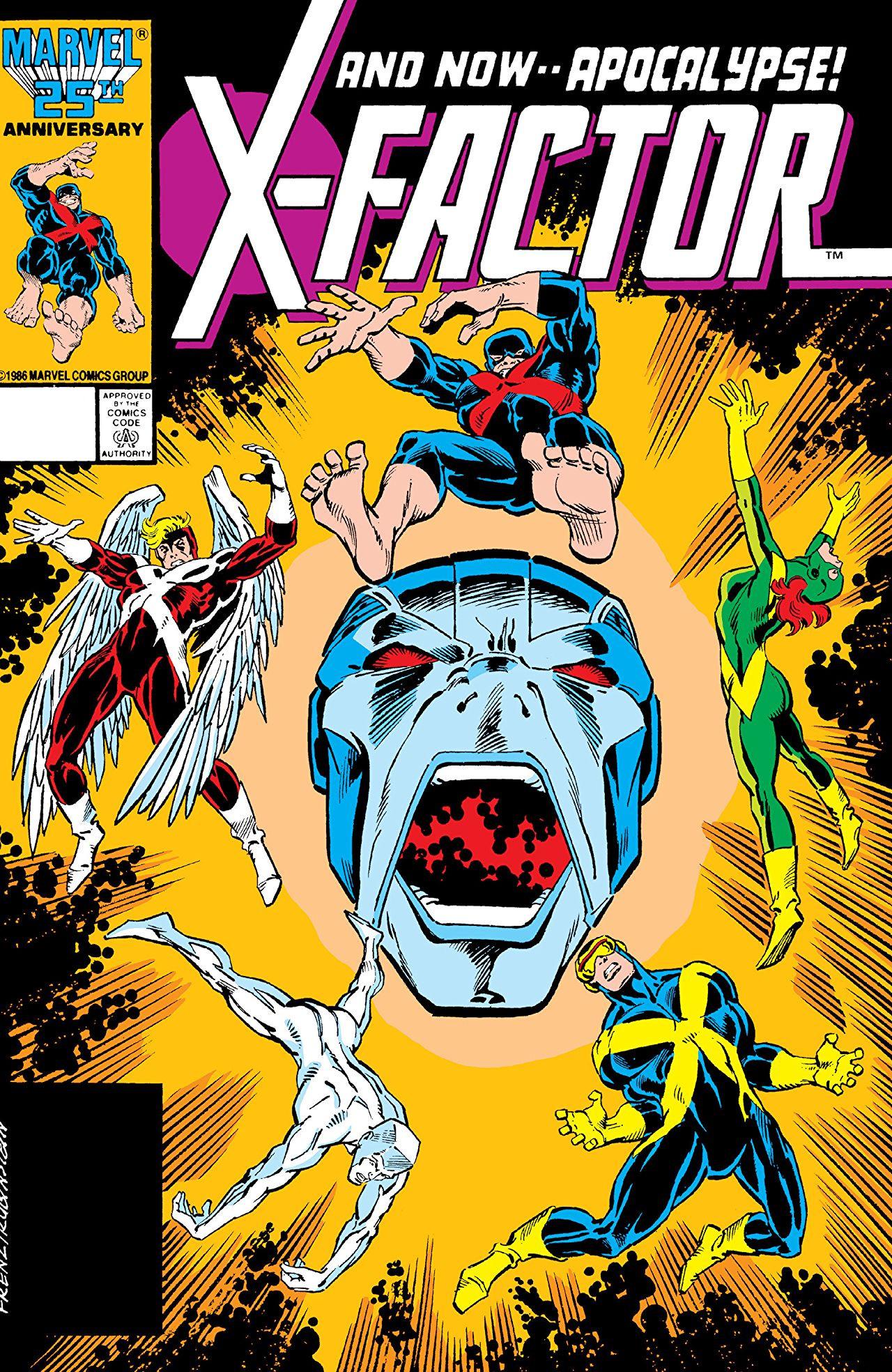 X-Factor Vol 1 6