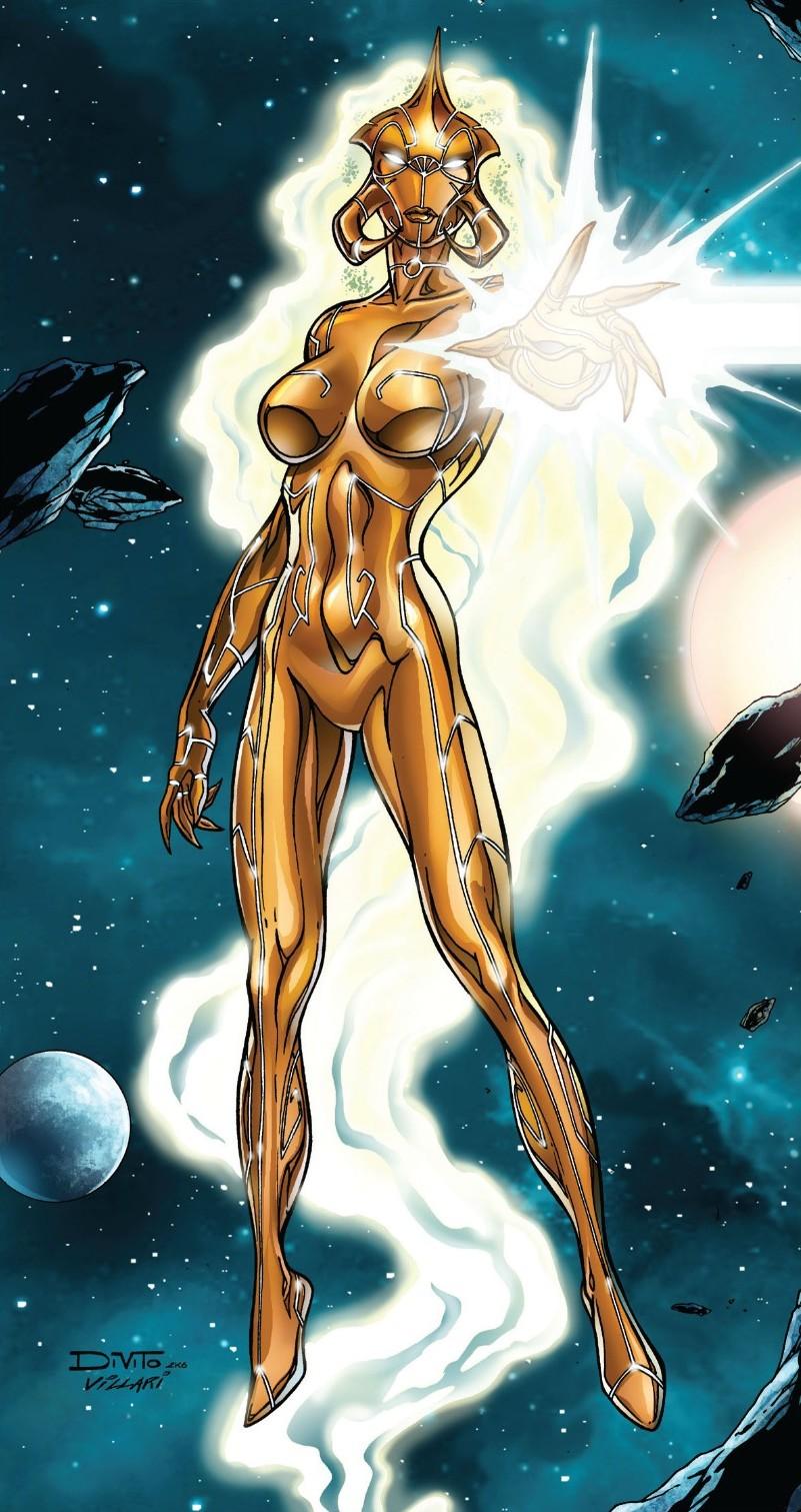 Aegis (Proemial God) (Earth-616)
