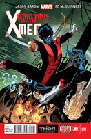 Amazing X-Men Vol 2 1