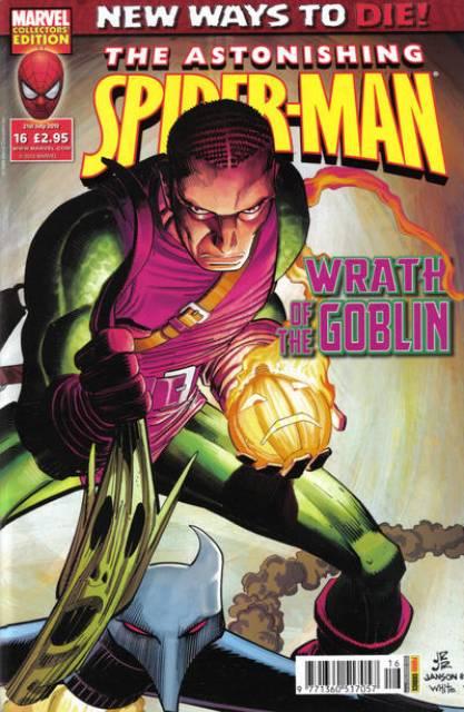 Astonishing Spider-Man Vol 3 16