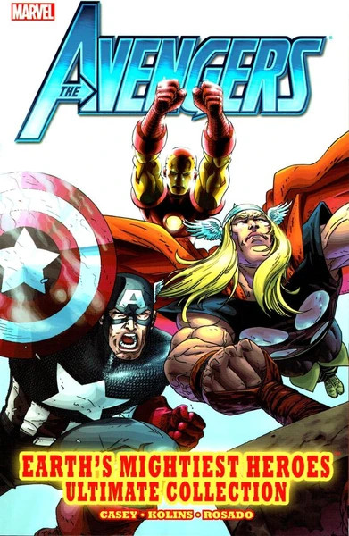 Avengers: Earth's Mightiest Heroes Ultimate Collection TPB Vol 1 1