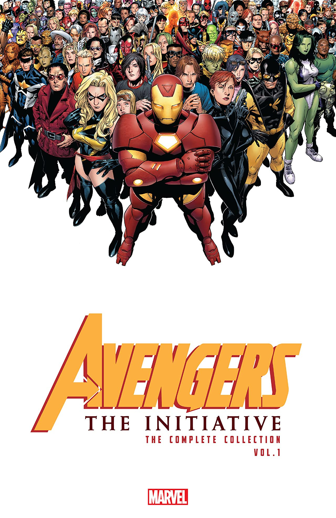 Avengers: The Initiative - The Complete Collection Vol 1 1