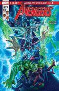 Avengers Vol 1 672