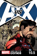 Avengers vs. X-Men Infinite Vol 1 10